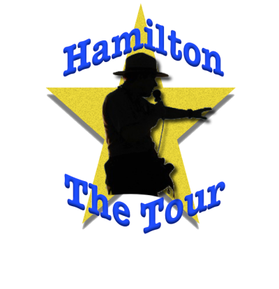Hamilton The Tour Logo